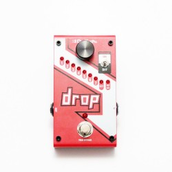 DIGITECH DROP-V-01 POLYPHONIC DROP TUNE PEDAL image here