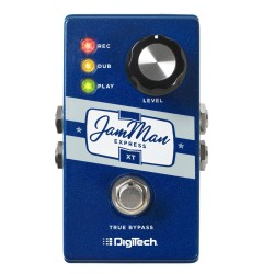 DIGITECH JAMMAN EXPRESS XT COMPACT STEREO LOOPER WITH JAMSYNC image here