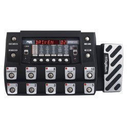 Digitech, RP1000 MULTI-EFFECTS SWITCHING SYSTEM & USB RECORDING INTERFACE,black,RP1000 image here