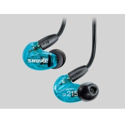 SHURE SE215SPE-A SOUND ISOLATING EARPHONES SPECIAL EDITION image here