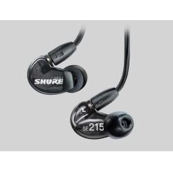 SHURE SE215-K SOUND ISOLATING EARPHONES image here