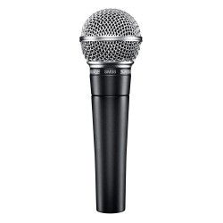 SHURE PGA58-LC CARDIOID DYNAMIC VOCAL MICROPHONE image here