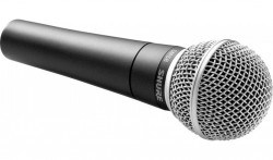 SHURE SM58-LC THE LEGENDARY VOCAL MICROPHONE image here