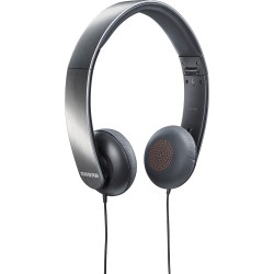 Shure, SRH145A PORTABLE HEADPHONES,black,SRH145A image here