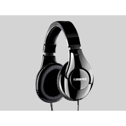 Shure, SRH240A PROFESSIONAL QUALITY HEADPHONES,black,SRH240A image here