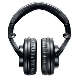Shure, SRH840A REFERENCE STUDIO HEADPHONES,black,SRH840A image here