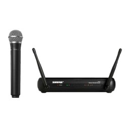 SHURE SVX24E/PG58 WIRELESS VOCAL SYSTEM image here