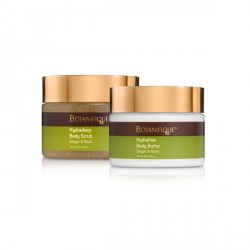 Botanifique,HYDRADEEP BODY SCRUB AND HYDRAFINE BODY BUTTER,CBBSB 02 image here