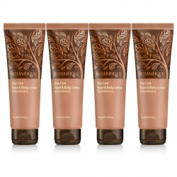 4 PCS DUO CARE HAND AND BODY LOTION SET image here