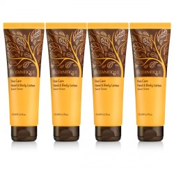 Botanifique,4 PCS DUO CARE HAND AND BODY LOTION SET,CBDCHBL 03 image here