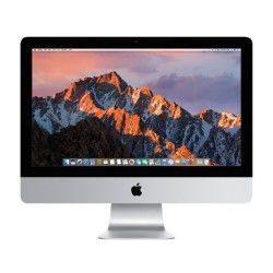 21.5-inch iMac with Retina 4K display: 3.4GHz quad-core Intel Core i5 image here