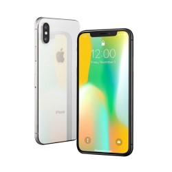 iPhone X 64GB Silver image here
