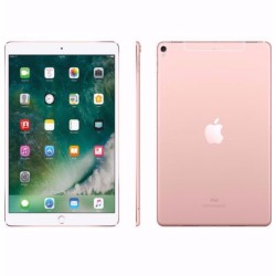 10.5-inch iPad Pro Wi-Fi + Cellular 256GB - Rose Gold image here