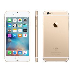 Apple iPhone 6s 128GB Gold MKQV2PP/A image here