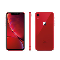 Apple iPhone XR 128GB (PRODUCT)RED MRYE2PP/A image here