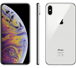 Apple Store,Apple iPhone XS Max 64GB Silver MT512PP/A,MT512PP/A image here
