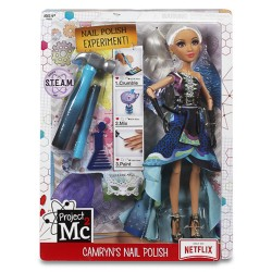 Project MC2,Experiments With Doll - Devon'S Nail Polish,546894 image here