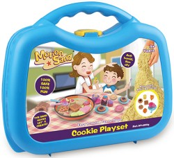 MOTION SAND DELUXE BOX - COOKIE PLAYSET image here