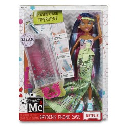 Project MC2,Experiments With Doll - Bryden'S Phone Case,546870 image here