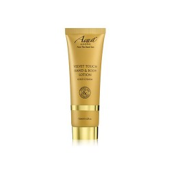 VELVET TOUCH HAND & BODY LOTION GOLD CHARM 125 ML image here