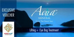 Aqua Mineral,LIFTING + EYE BAG TREATMENT,voucher 04 image here