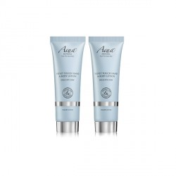 VELVET TOUCH HAND & BODY LOTION DELICATE DEW 125ML BUNDLE image here
