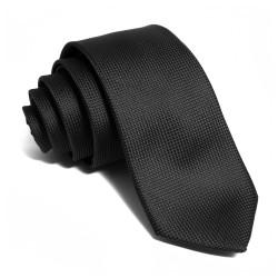 Armando Caruso,BLACK NECKTIE 8, Grey, BLACKNT-8 image here