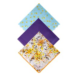 3 pc. Handkerchief Set image here