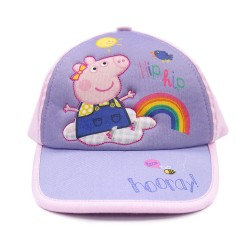 Peppa Pig Rainbow Baseball Cap,PPYX17-06CG image here