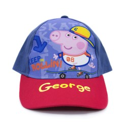 George Baseball Cap image here
