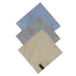 PLAIN HANDKERCHIEFS (1 X 3)  image here