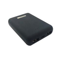 Awei,P22k 2 USB port 10,000mAh 2Port USB Power Bank,black,p22k-blk image here