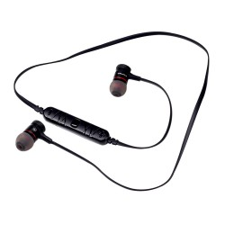 AWEI A920BL WIRELESS BLUETOOTH 4.0 SPORT STEREO NOISE EARBUDS HEADPHONES (BLACK) image here