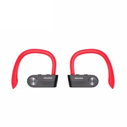 Awei, T2 Wireless Bluetooth Earphone TWS Stereo Headset with Microphone - red,red,awei-t2-r image here