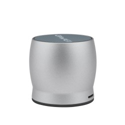 Awei Y500 Mini Bluetooth Speaker TF Card Audio 3D Stereo - silver image here