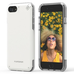 PUREGEAR DUALTEK PRO FOR IPHONE 7  WHITE,IPG7-DTPW image here