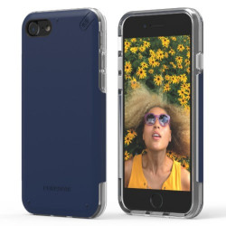 PUREGEAR DUALTEK PRO FOR IPHONE 7  BLUE,IPG7-DTPBLU image here
