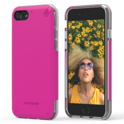 PUREGEAR DUALTEK PRO FOR IPHONE 7 – PINK image here
