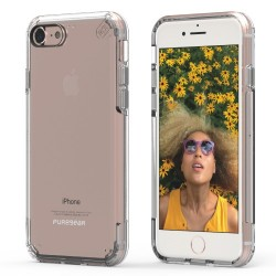 PUREGEAR SLIMSHELL PRO CASE FOR IPHONE 7 – CLEAR / CLEAR image here