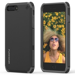 PUREGEAR DUALTEK CASE FOR IPHONE 7 PLUS – MATTE BLACK image here