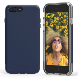 PUREGEAR DUALTEK PRO FOR IPHONE 7 PLUS BLUE,IPG7P-DTPBLU image here