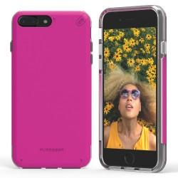 PUREGEAR DUALTEK PRO FOR IPHONE 7 PLUS – PINK image here