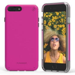 PUREGEAR DUALTEK PRO FOR IPHONE 7 PLUS PINK,IPG7P-DTPNK image here