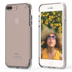 PUREGEAR SLIMSHELL PRO CASE FOR IPHONE 7 PLUS – CLEAR / CLEAR image here