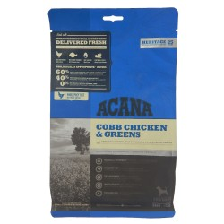 Acana,Cobb Chicken &Amp; Greens 340G,359 image here