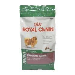ROYAL CANIN MINI INDOOR ADULT 1.5KG image here