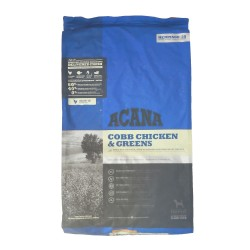 ACANA COBB CHICKEN & GREENS 11.4KG image here