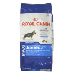 ROYAL CANIN MAXI JUNIOR 15KG image here