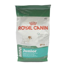 ROYAL CANIN MINI JUNIOR 2KG image here