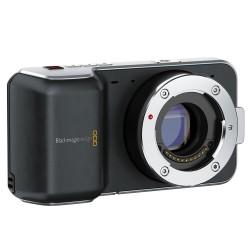 Voozu,Blackmagic Pocket Cinema Camera 4K,black,BMD00003 image here
